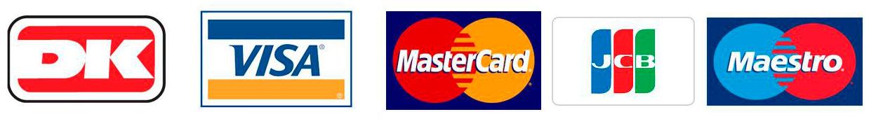 1de531c85d1 Du får din regning tilsendt på e-mail, inden pengene trækkes på dit kort.  Du kan tilmelde følgende kort til automatisk betaling: Dankort, VISA,  MasterCard, ...